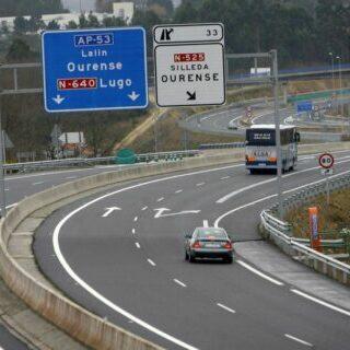 Autopista Lalín – Santiago AP-53