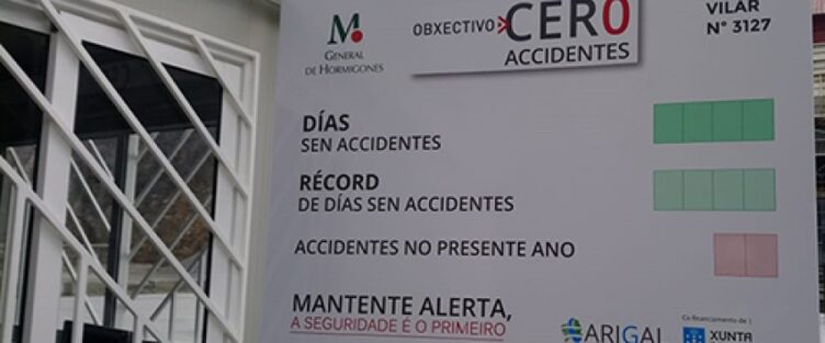 "Arranca la campaña ""Objectivo cero accidentes"""