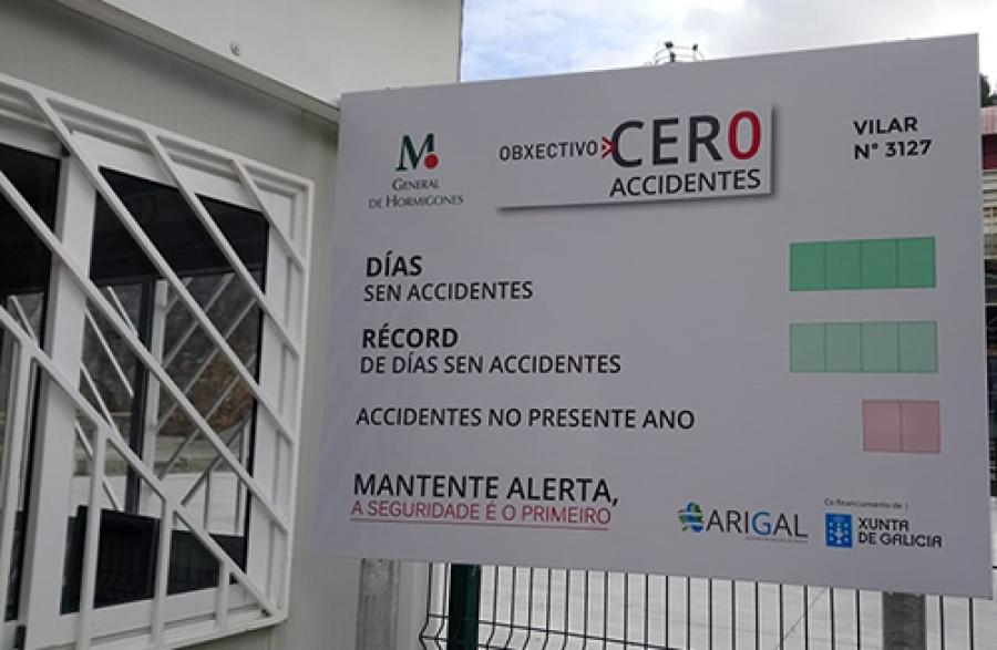 """Arranca la campaña """"Objectivo cero accidentes"""""""